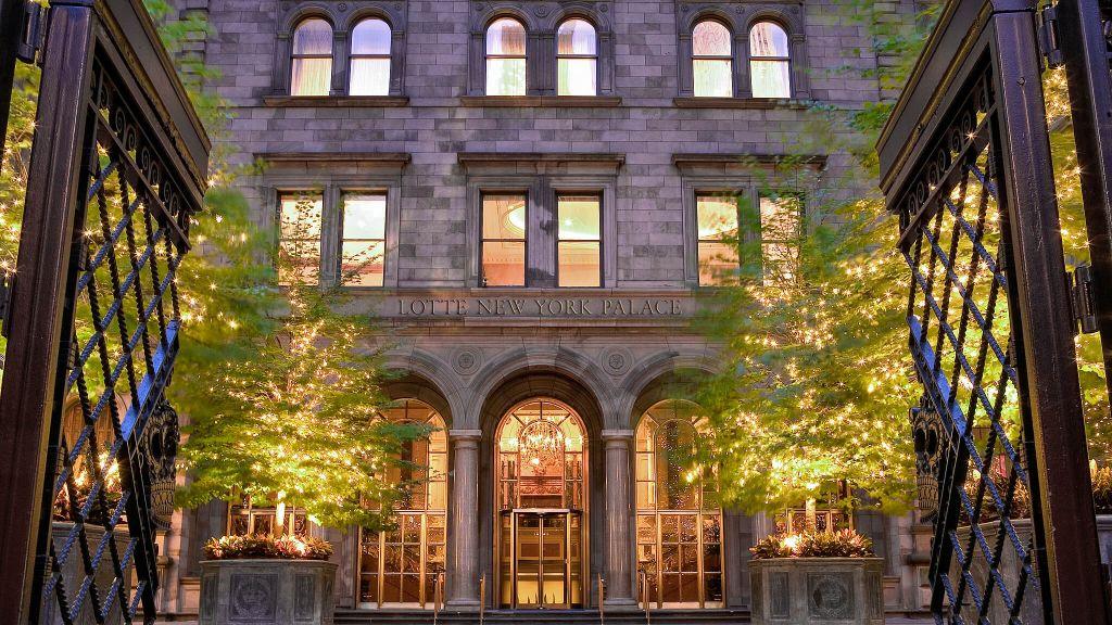 Lotte New York Palace, New York City, New York