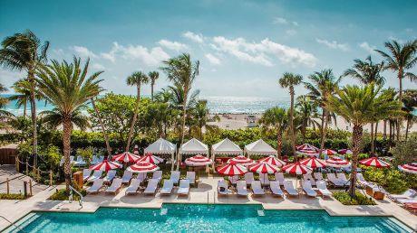 A Hotel Miami Beach Florida