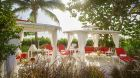 Poolside  Cabanas at  Faena