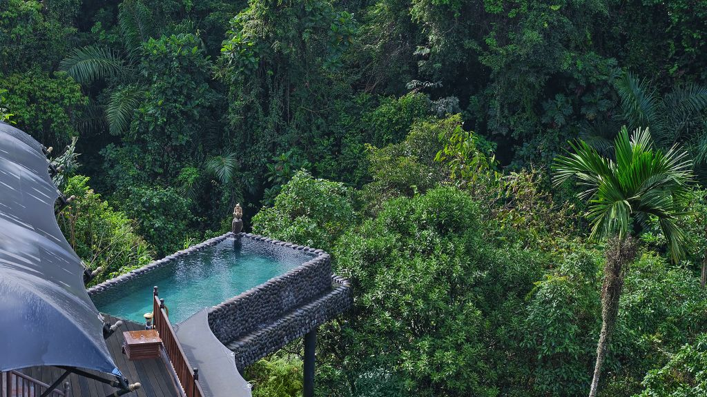 Most Romantic Hotel: Capella Ubud