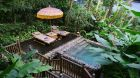 Ubud accommodation terracetent saltwaterpool