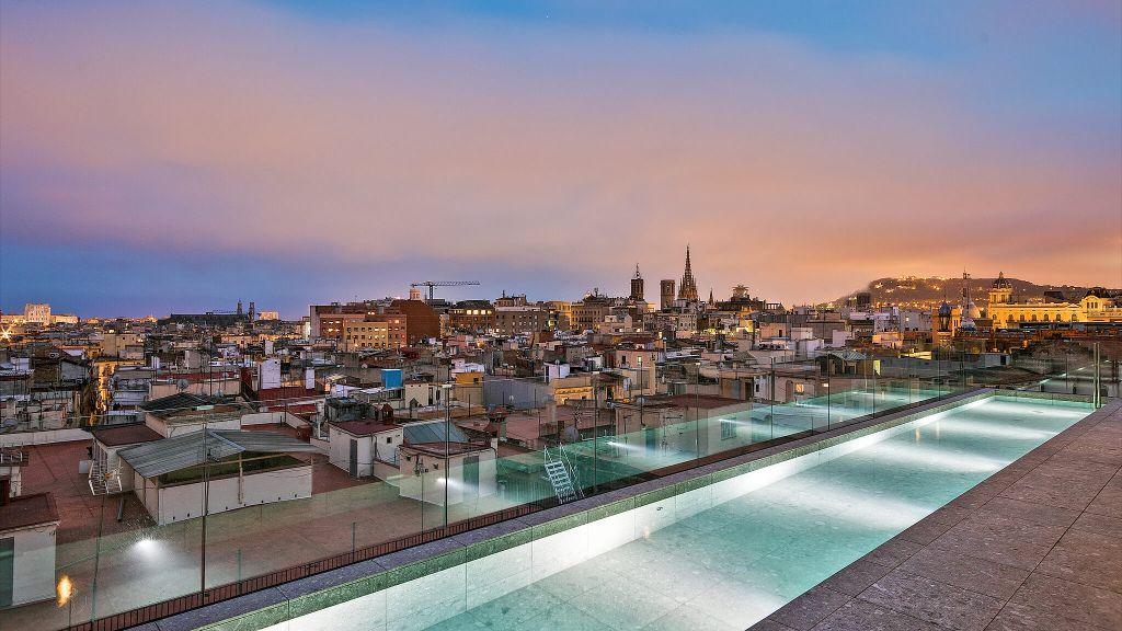 Yurbban Passage Hotel Spa Barcelona Catalonia