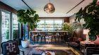 Mondrian  Terrace  Interior Bar