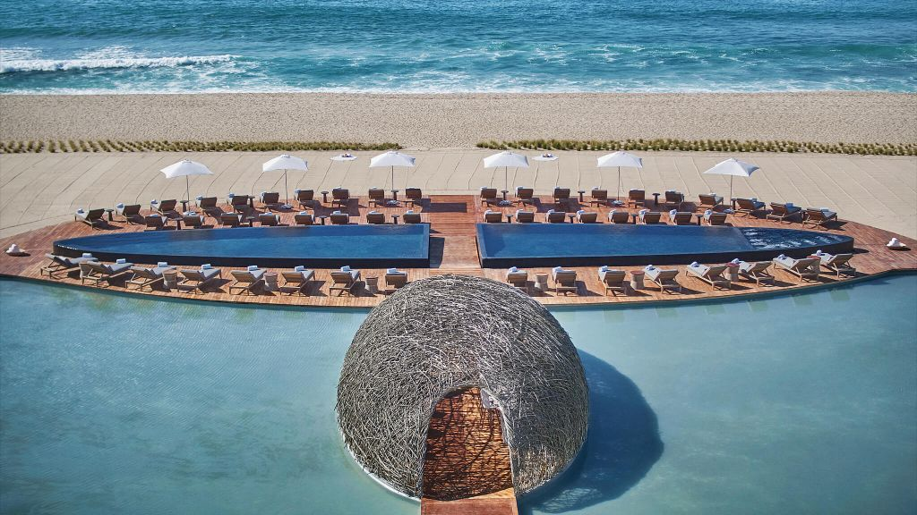 Viceroy Los Cabos luxury beach hotels Mexico