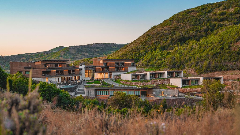 Best Family-Friendly Hotel: The Lodge at Blue Sky