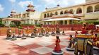 See more information about Taj Jai Mahal Palace  Chessboard