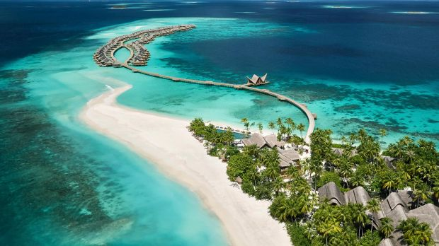 Most Romantic Hotel: JOALI, Maldives