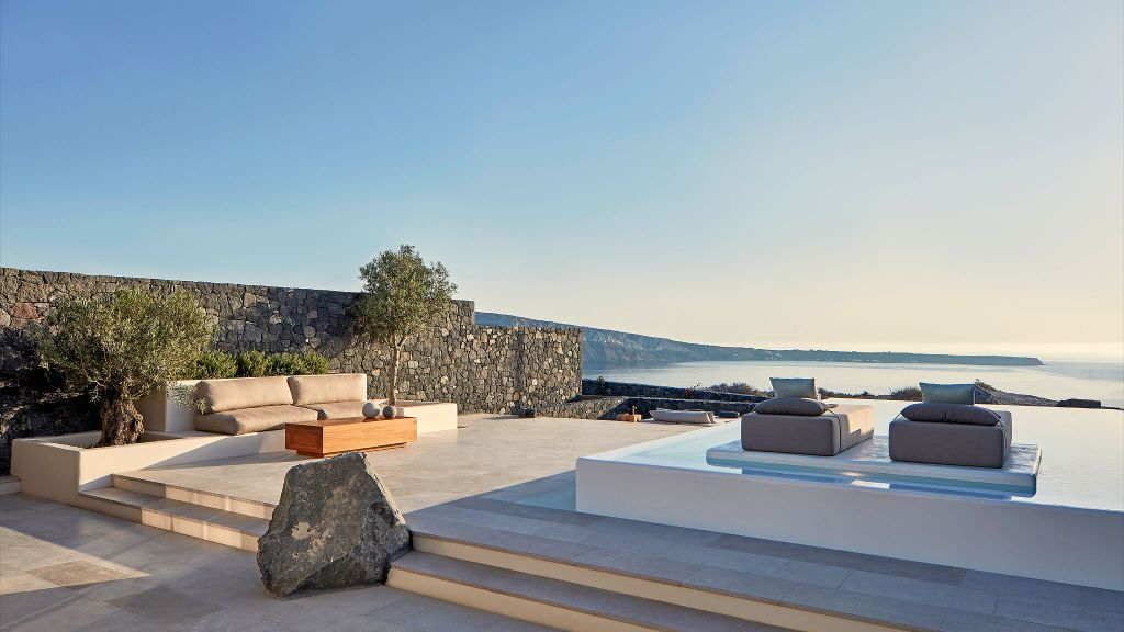 Best Boutique Hotel: Canaves Oia Epitome