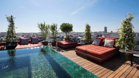 Bless Hotel Madrid Madrid Spain