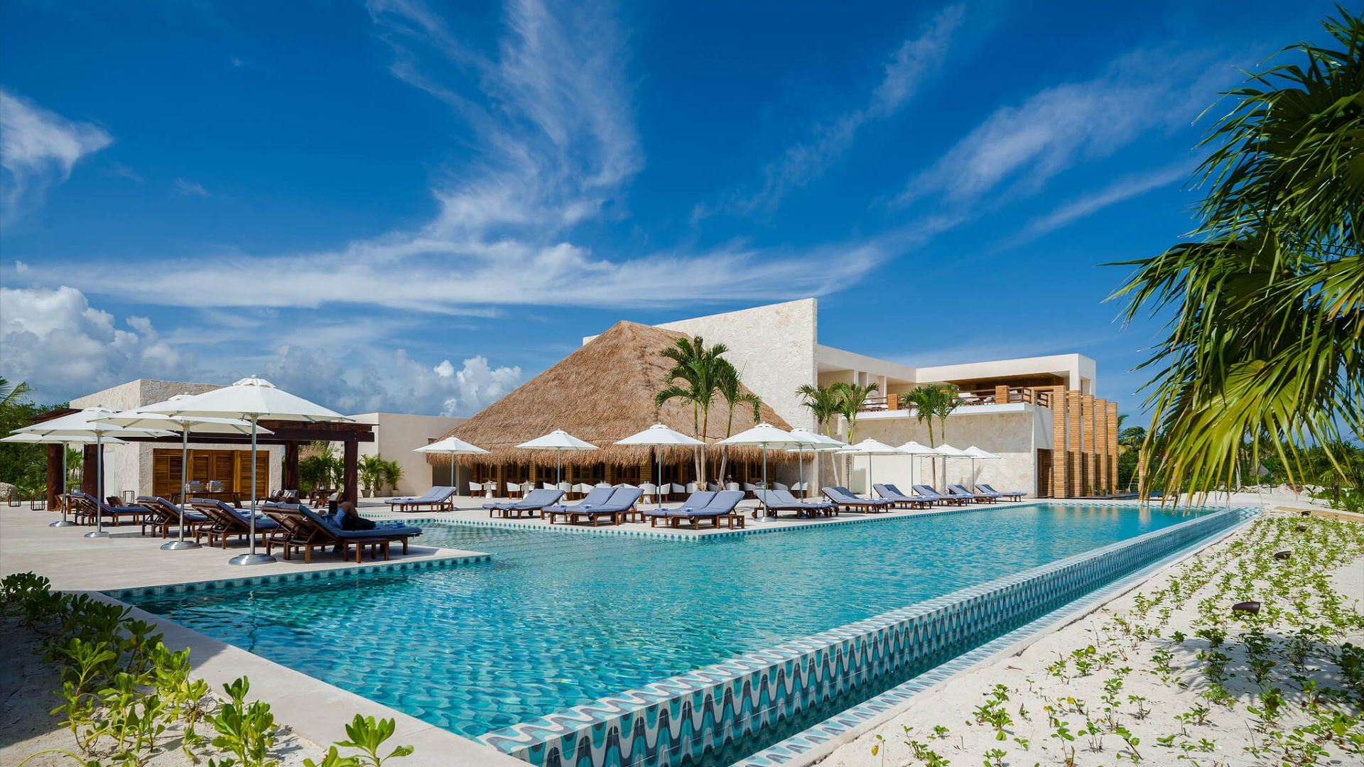 See More Information About Chable Maroma Pool And Spa