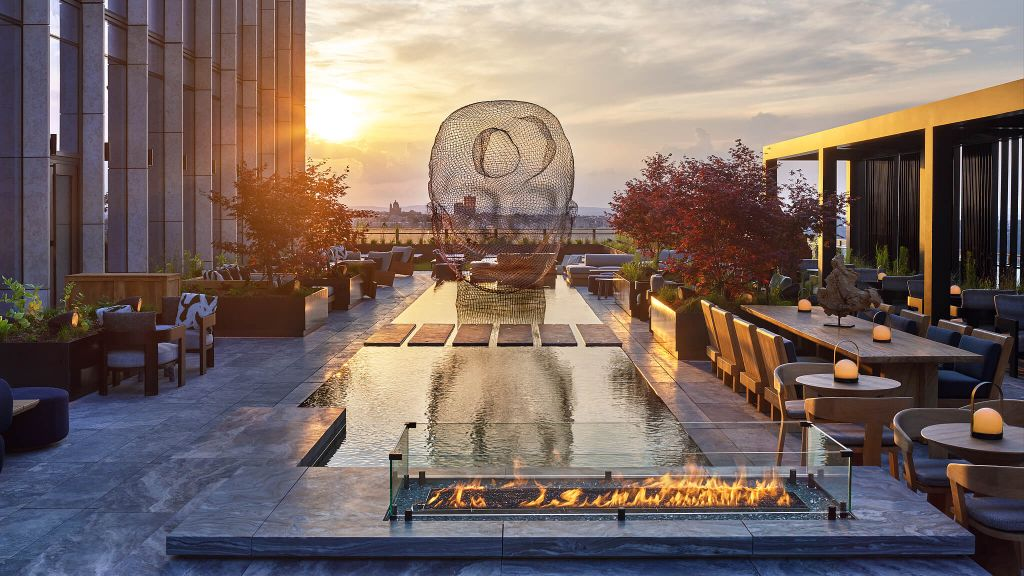 Best New Hotel: Equinox Hotel, Hudson Yards, New York City