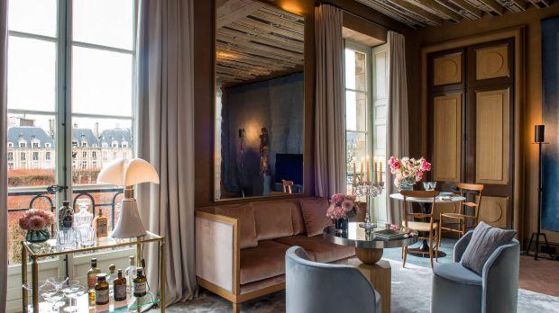 Best Boutique Hotel: Cour des Vosges