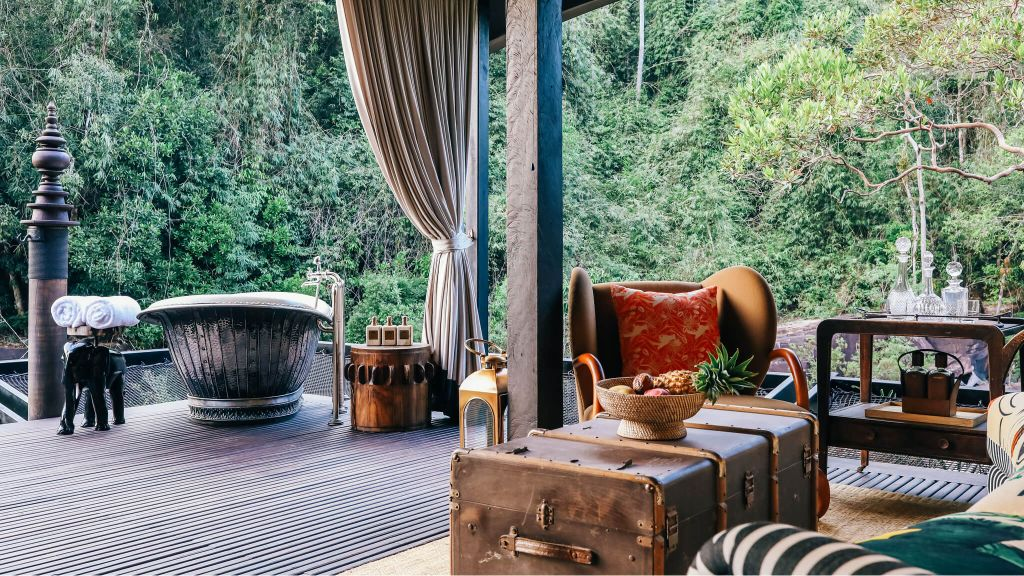 Best Adventure Getaway: Bensley Collection - Shinta Mani Wild