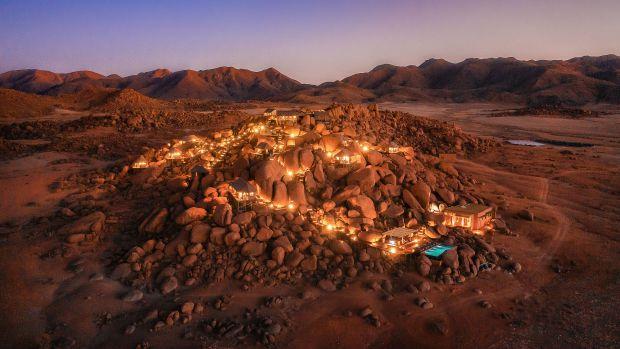 Best Adventure Getaway: Sonop Namibia