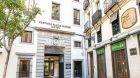 Hotel Entrance Pestana Plaza Mayor Madrid