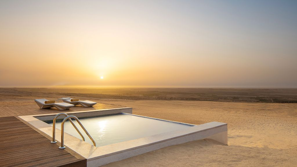 Best Far-Flung Escape: Anantara Sahara Tozeur Resort & Villas