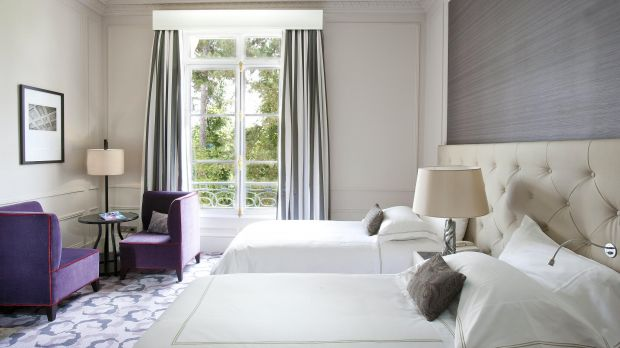 Trianon palace versailles a waldorf astoria hotel versailles le de france - Garden in small space collection ...