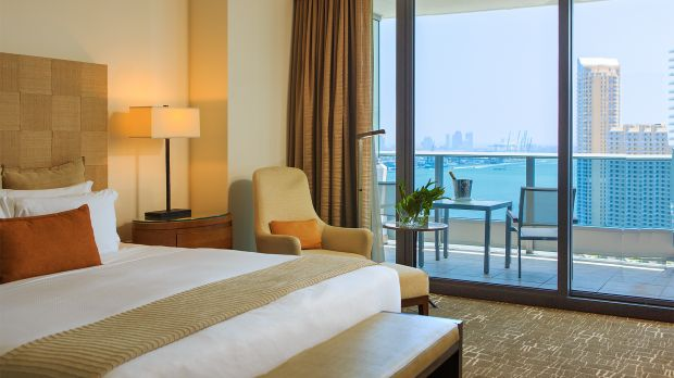King Room With City View Epic Hotel
